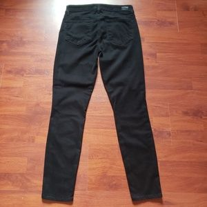 Paige Verdugo Ankle black jeans sz 28